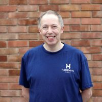 Andy Profile - Harrisons Signs