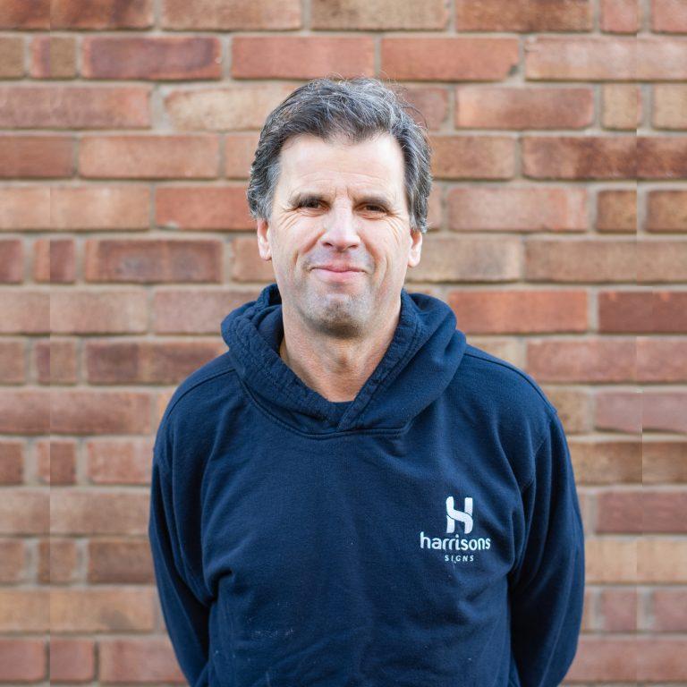 Graham Skelton - Harrisons Signs